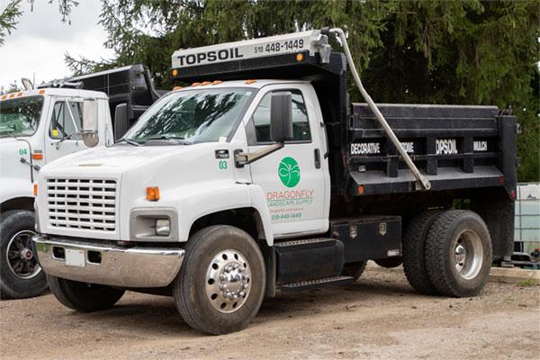 Medium Duty Dump Truck