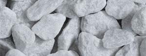 White Marble (3/4″ – 1.5″)
