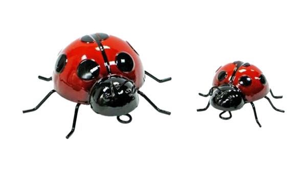 Decorative Ladybug Set