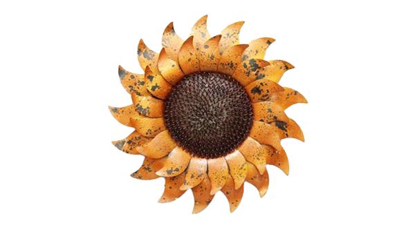 """17"""" Sunflower Wall Art"""