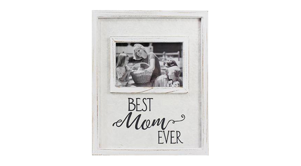 Best Mom Ever Frame