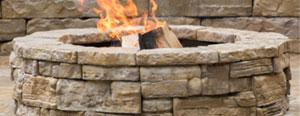 Rosetta Stone® Belvedere Fire Pit Kit – Windsor Range