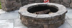 Rosetta Stone® Belvedere Fire Pit Kit – Rideau Range