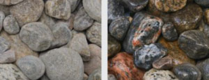 Algonquin River Rock (1-3″)